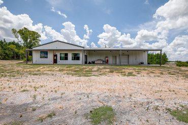 Rockwall TX barn home