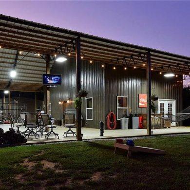 Berry, Alabama Barn House For Sale