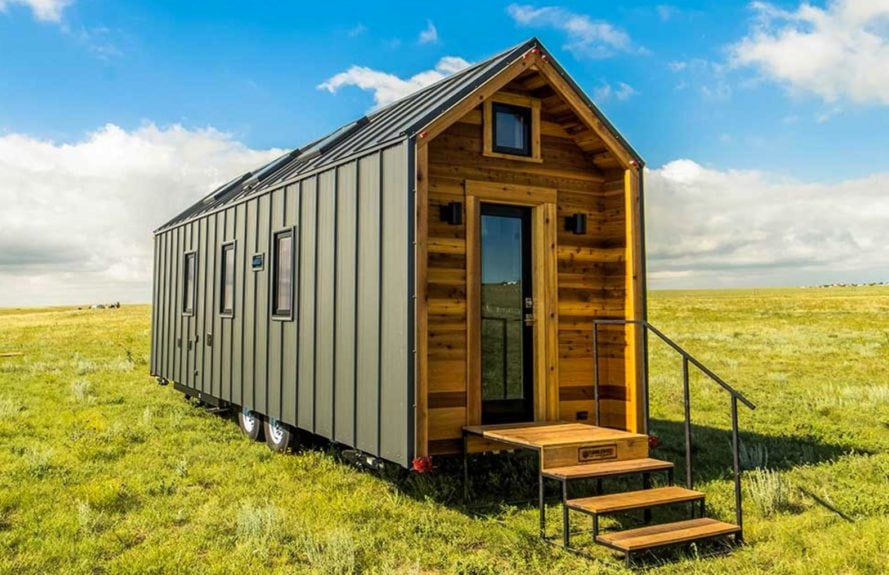 Tumbleweed tiny house for sale 1