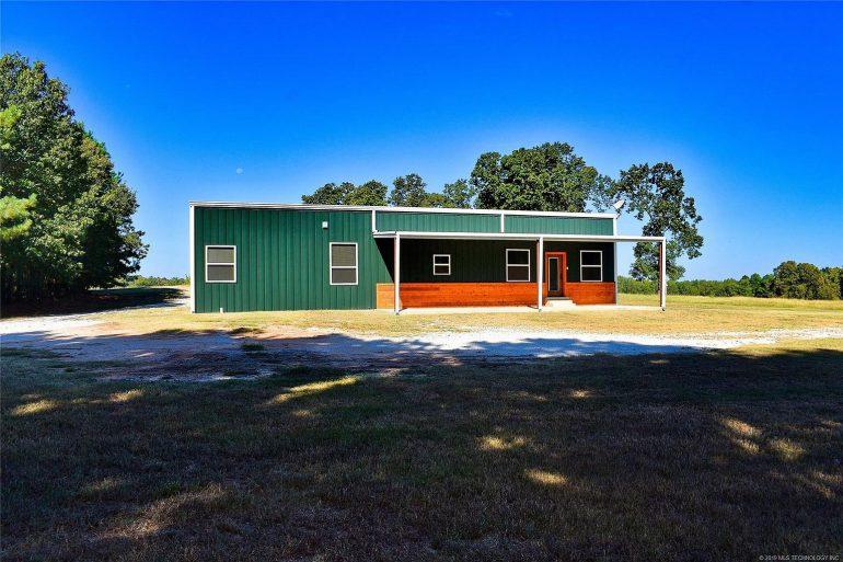 Valliant Oklahoma Barndo For Sale