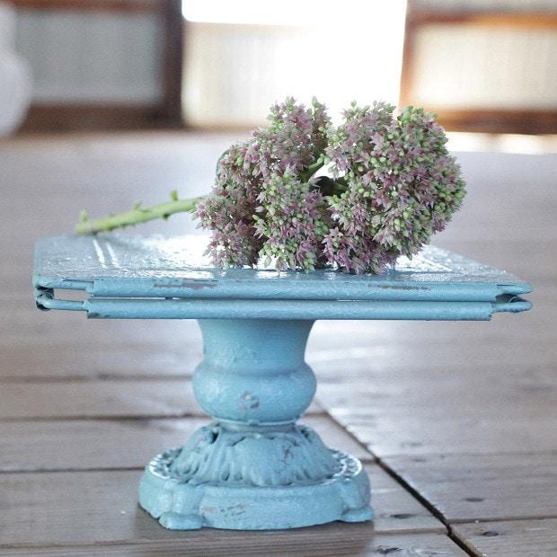 Painted Vintage Pedestal
