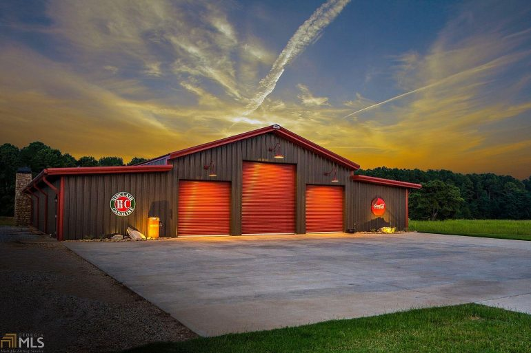 What Are Pole Barn Homes Amp How Can Build One Metal Building