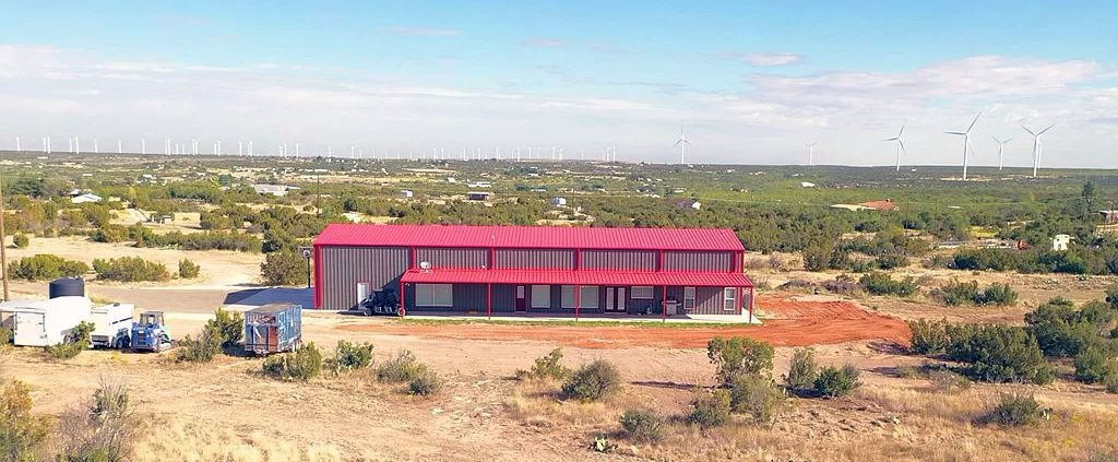 Big Spring, TX Barndo For Sale