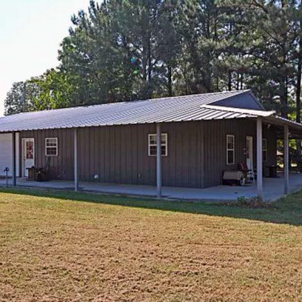 Cullman, Alabama Barn Home