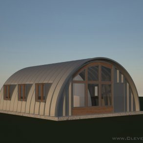 Quonset Hut Plans