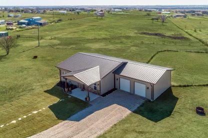 Decatur, TX Custom Rustic Barndo