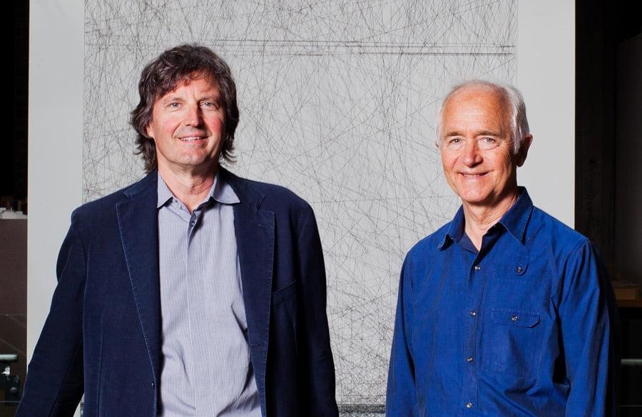 Jim Olson and Tom Kundig