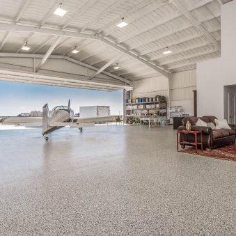 Amarillo, TX Airplane Hangar House for sale