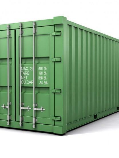 Conex Box