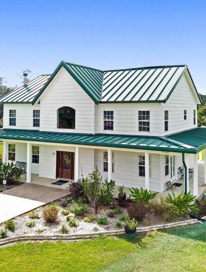 Ocean Springs Mississippi Steel House For Sale