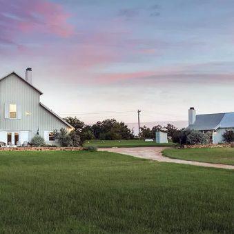 Fredericksburg Texas B&B Barndo