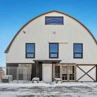 De Pere Wisconsin Metal Barn For Sale