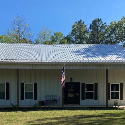 Caledonia, MS Metal Barn House For Sale