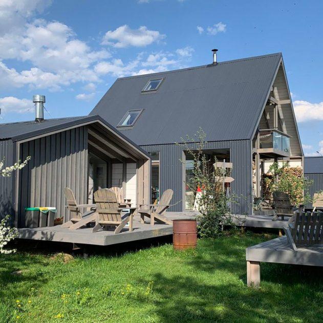 dubldom prefab cabins