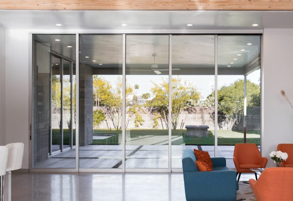 western windows simulated steel series