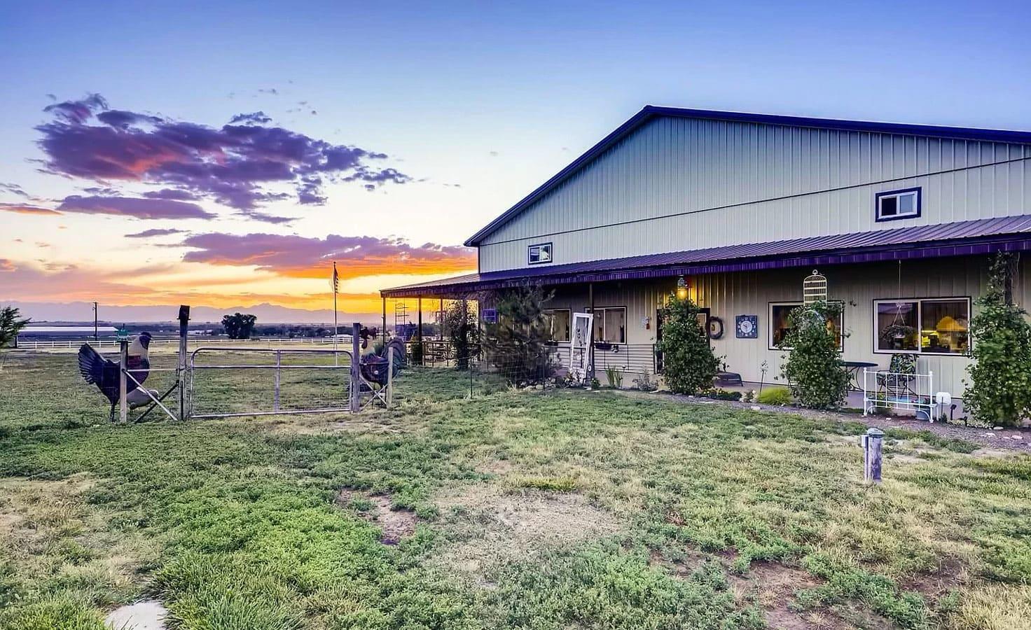 Lupton, Colorado Barndo For Sale
