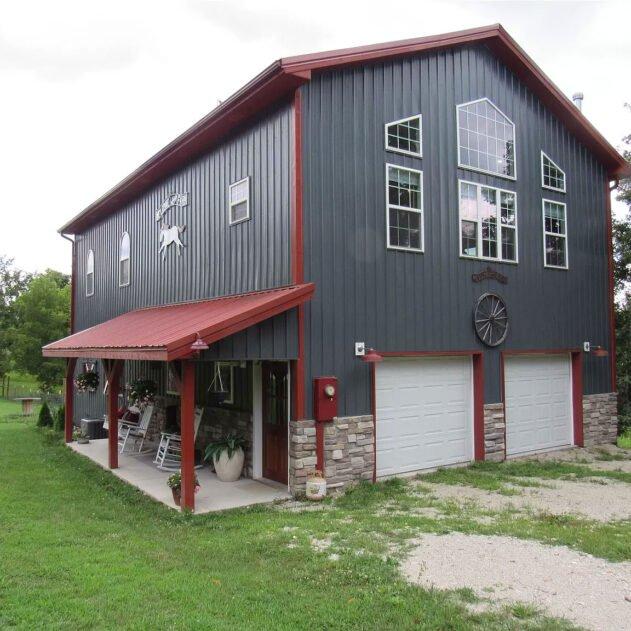 Galena Missouri Shouse