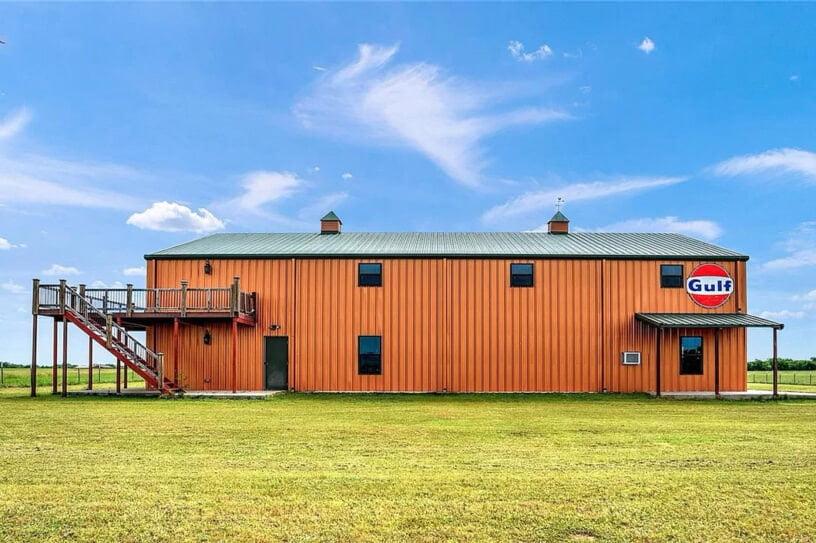 Calera, Oklahoma Barndo For Sale