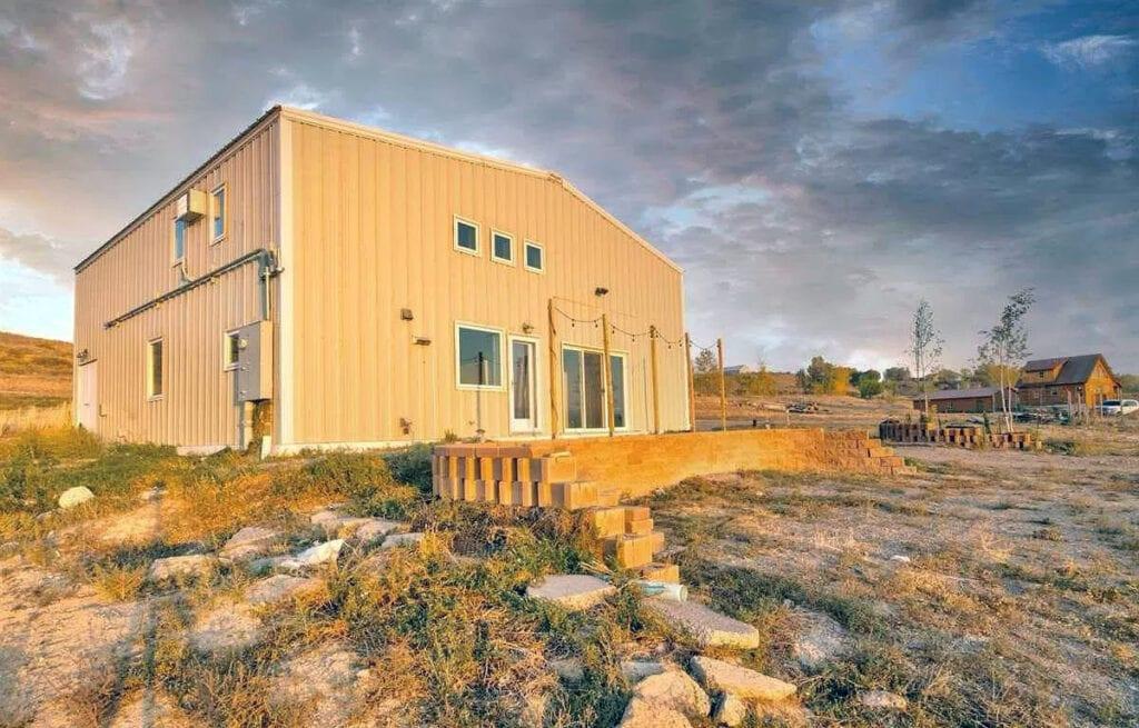 Montrose Colorado Barndominium