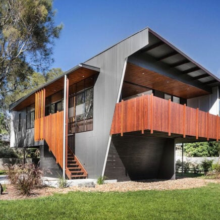 Metal Passive House Design
