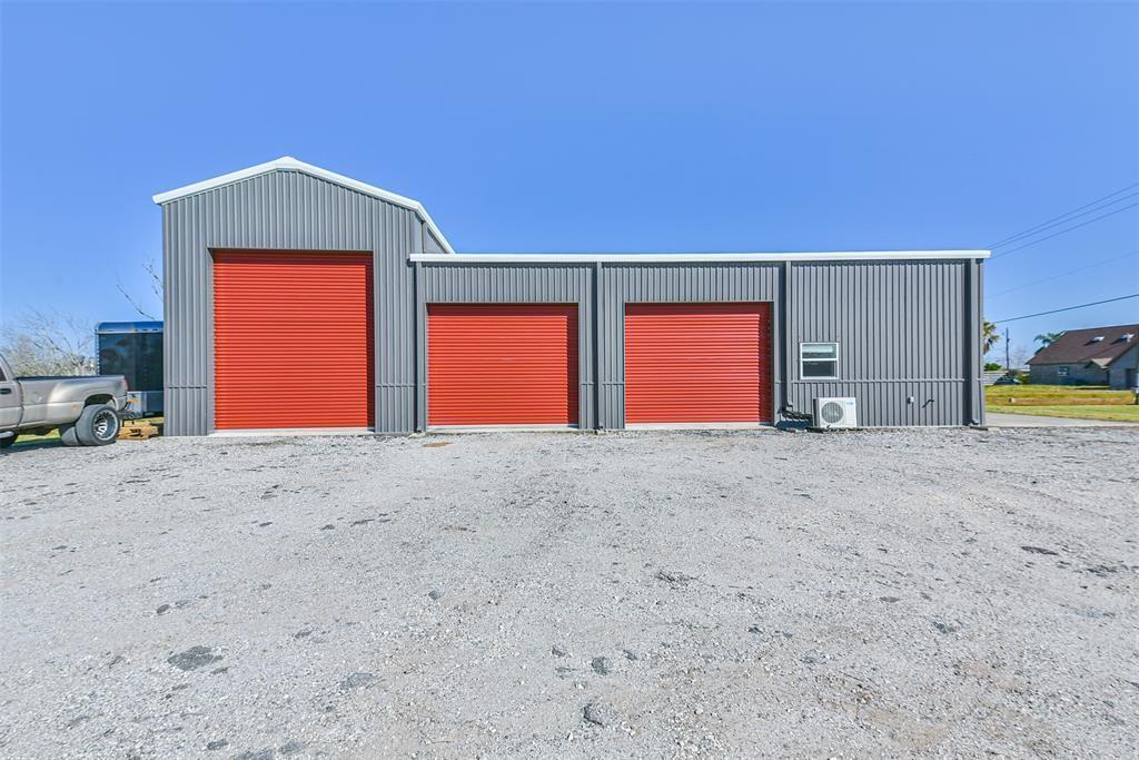 Baytown TX Metal House 1
