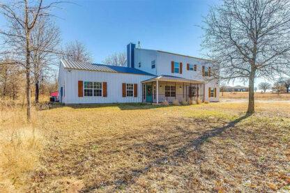 Springtown, Texas Metal Home For Sale