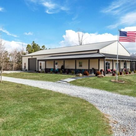 Dickson, Tennessee Metal House For Sale