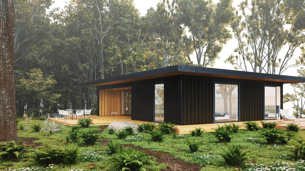 Shipping Container ADU