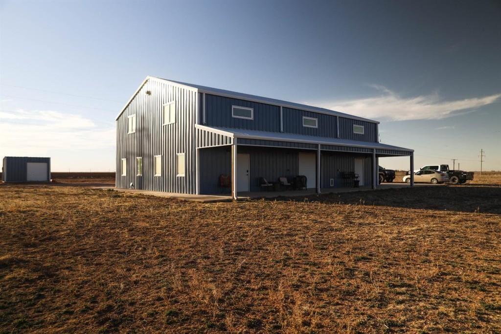 Tahoka, TX Metal House For Sale