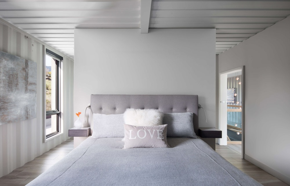 companies that build shipping container homes in california