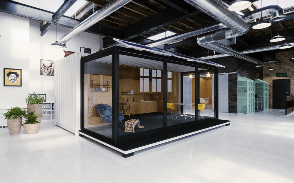 steelblox modular pop out unit
