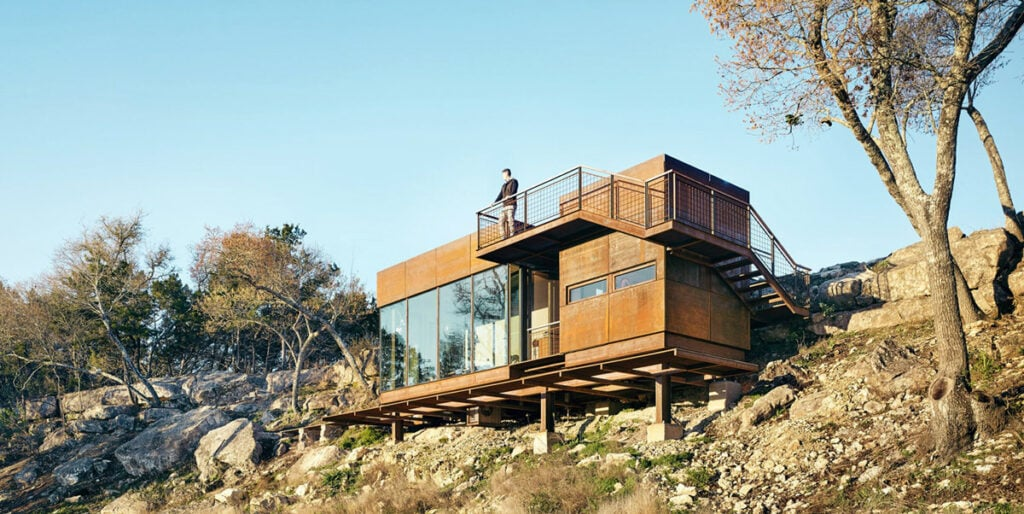 Clear Rock Ranch Lookouts Writers Studio