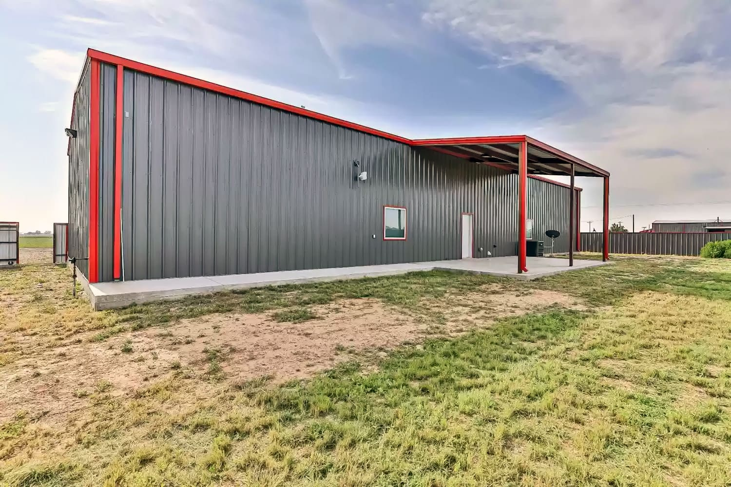 Lubbock, Texas Metal home for sale