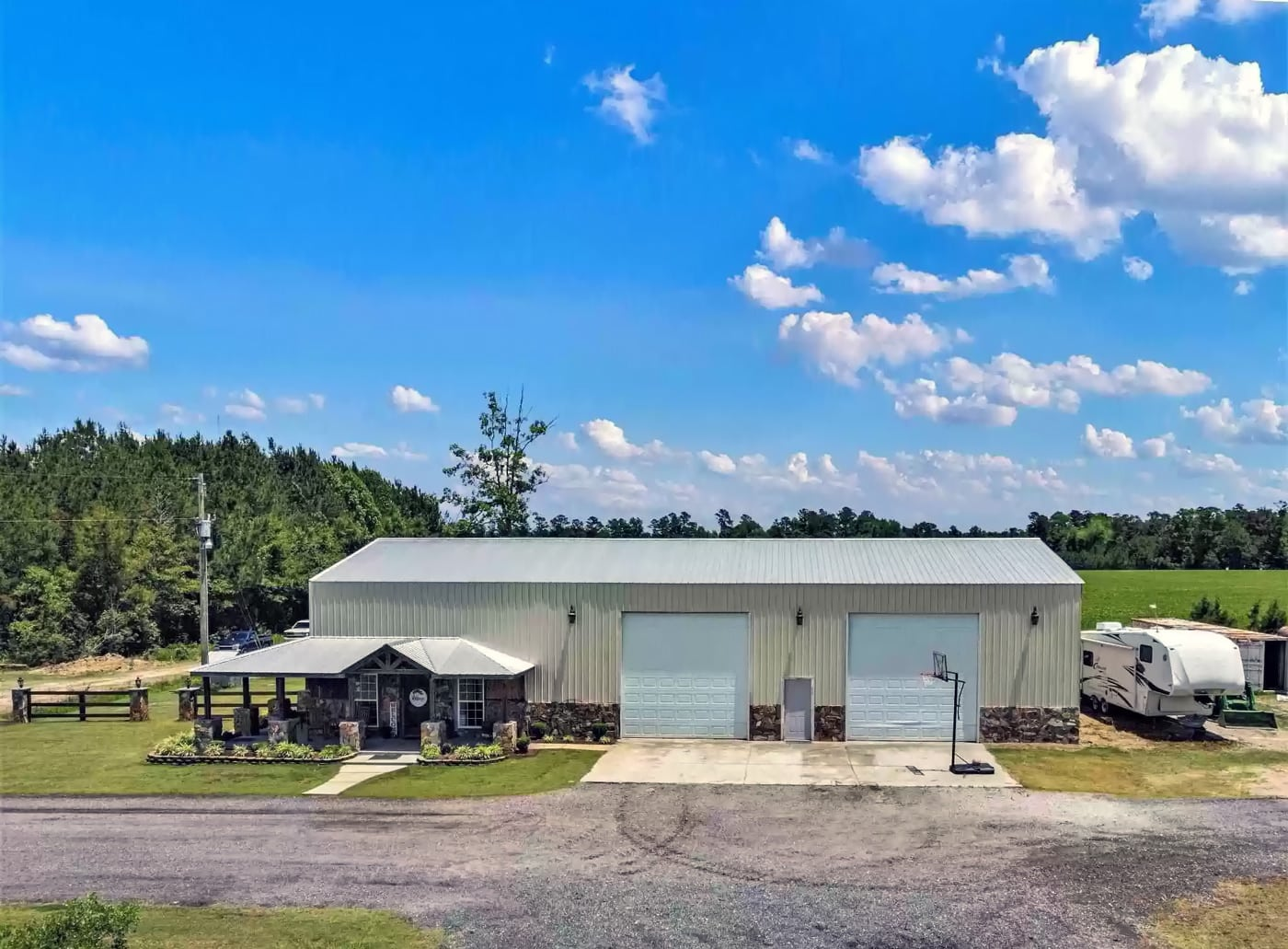 South Carolina Metal Home For Sale