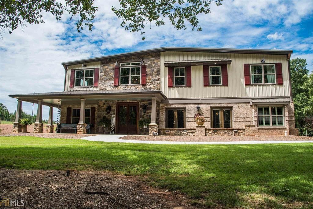 georgia barndominium for sale