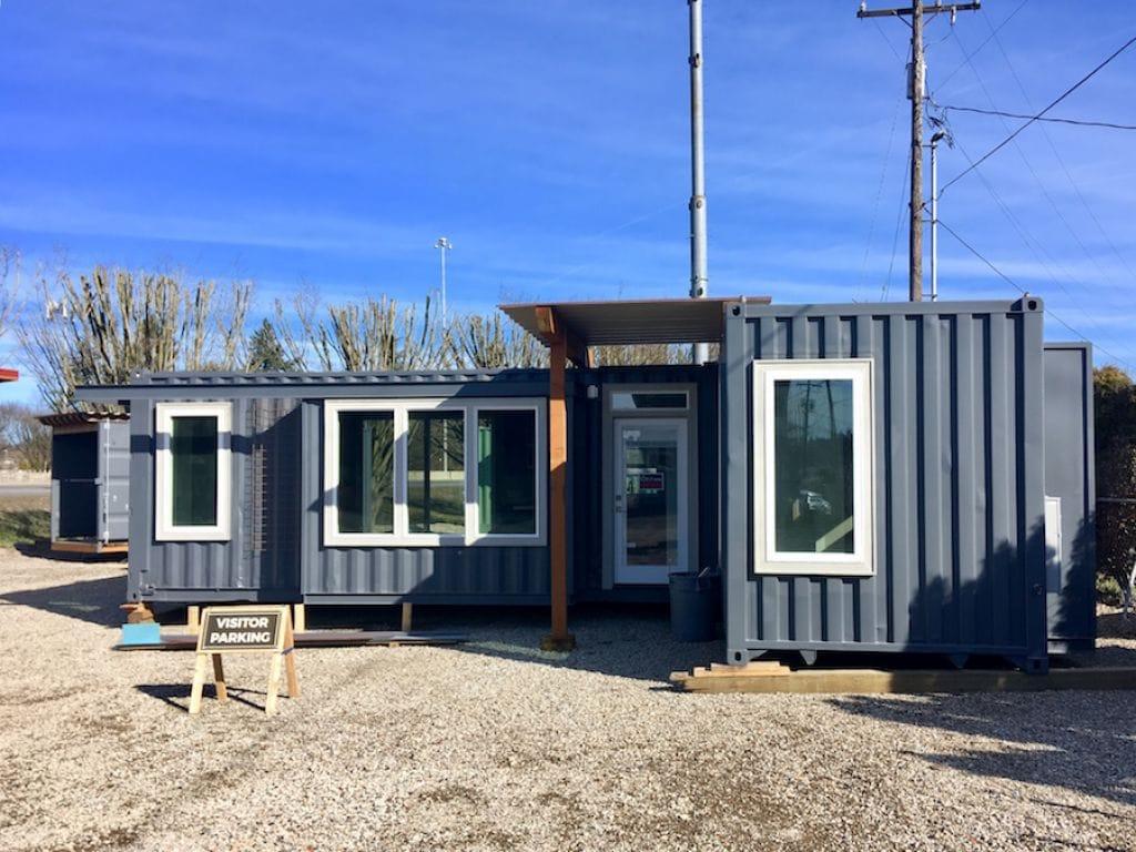 Relevant Buildings | Oregon Container Homes Builder